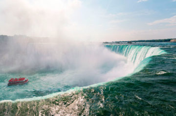 Ontario, Niagara Wasserfälle, Kanada