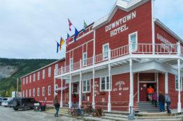 Beitragsbild zu Dawson City im Yukon